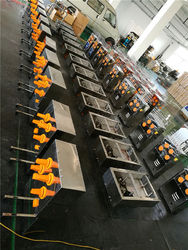 Juice machine production