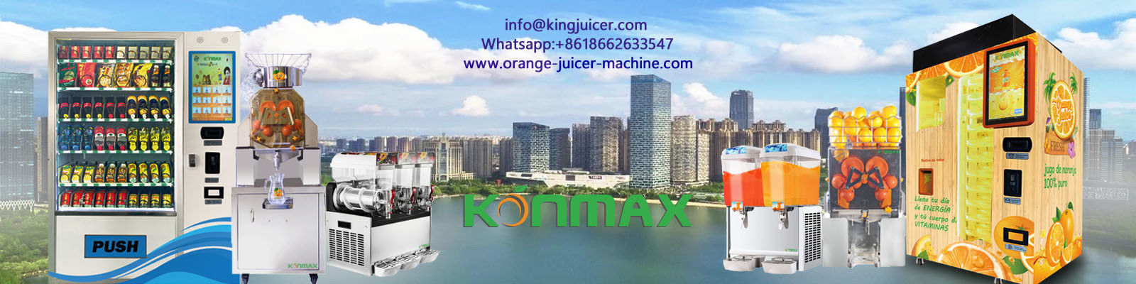 quality Orange Juicer Machine factory