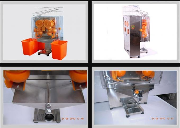 Stainless Steel Commercial Fruit Juice Extracting Machines For Bars OEM ODM