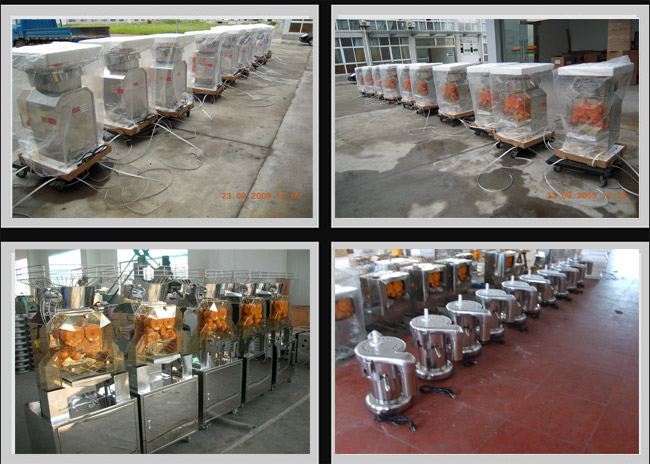 Industrial Commercial Fruit Juicers Orange Press Juicer