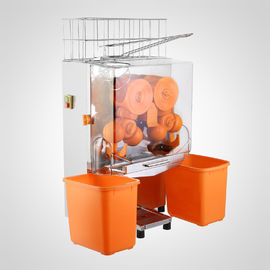 Orange Juice Machine Table Top With Automatic Feeder Zumex Orange Juicer Machine For Juice Bars