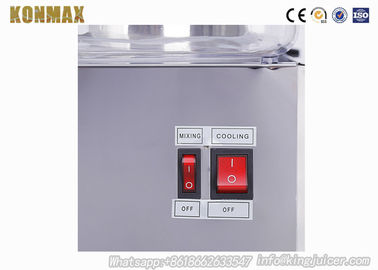1000W Cold Drink Dispenser With Handle For Making Milk , 9LX3 Dispenser 220V
