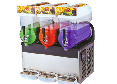 China Double Flavour And Three Flavour Margarita Slush Machine 15 liters With CE supplier