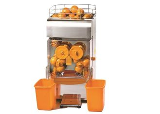 China Heavy Duty Automatic Orange Juicer Machine - Commercial Grade 370W for Bars / Hotels supplier