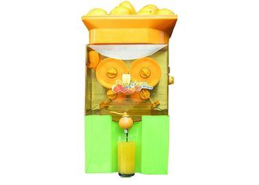 China Elegant Fresh Juice Commercial Orange Juicer Machine Full Automatic 220V 50hz supplier