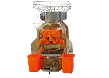 China OEM Large Commercial Automatic Orange Juicer Machine / Citrus Squeezer for Household supplier
