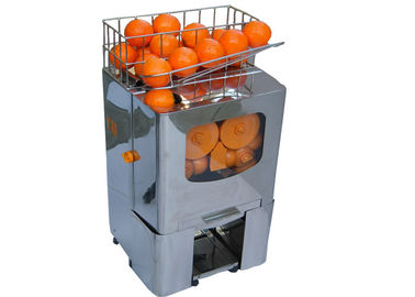 China Professional Commercial Automatic Orange Juicer Machine , Auto Orange Juice Extractor supplier