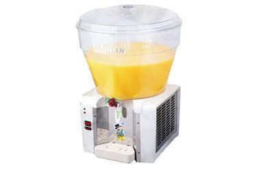 China 50 Liter 1 bowl Mixing and spraying Cold Drink Dispenser Fresh Juice Beverage Dispenser supplier