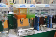 High Capacity Commercial Beverage Dispenser , Automatic Juice Machine