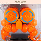 Household Orange Juicer Machine Safety Cut Out Switches Touchpad