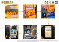 Commercial Grade Fresh Orange Juice Vending Machine With Nayax Payment Way