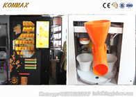 Automated Fresh Orange Juice Vending Machine With Ozone Sterilization System