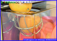 Feeding System  Hopper Automatic Orange Squeezer ,  Lemon Pomegrante  Juicer