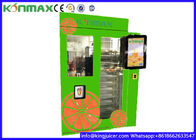 Coin And Note Payment Fruit Juice Vending Machine With Cooling System