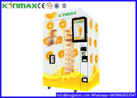 Ozone Sterilazation Fruit Juice Vending Machine , Apple Juice Vending Machine