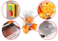 China Home Orange Squeezer Juicer Automatic Orange Juice Machine 20 Pc /mins factory