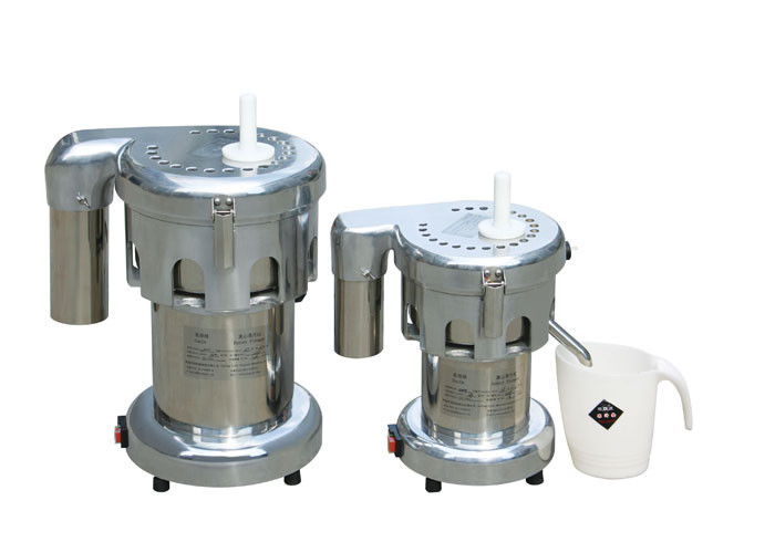 Household Mini Model Fruit Juice Extractor / Steel Juicer Making Machine