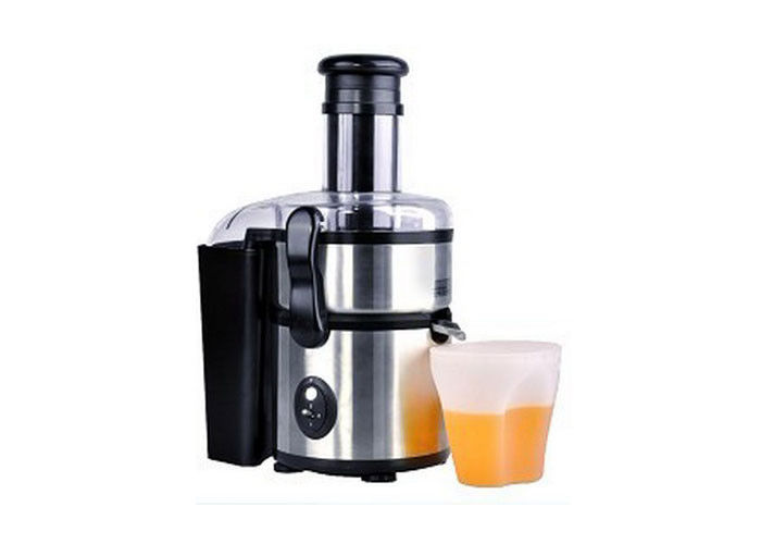Stainless Steel Commercial Juice Extractor , Juice Making Machine
