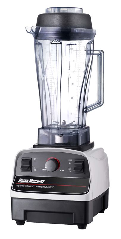 High Efficiency Metal / Stainless Steel Commercial Blender Machine CE Approved