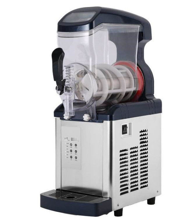 6 Liter Small Capacity Commercial Ice Smoothie Maker Machine With Imported Compressor