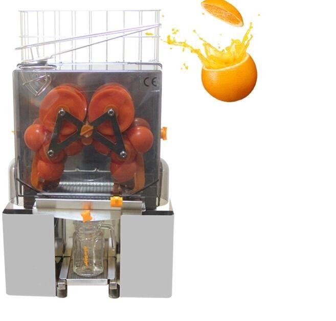5kg Automatic Green Lemon Orange Juicer Machine Commercial For Shop