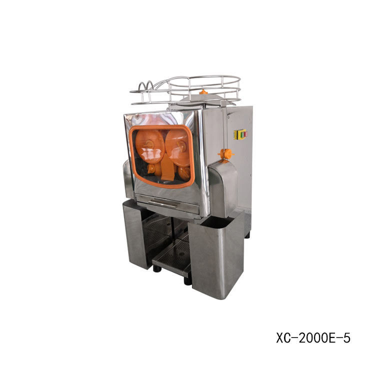 Commercial Automatic Citrus Orange Juicer Professional Juice Maker AC 100V - 120V