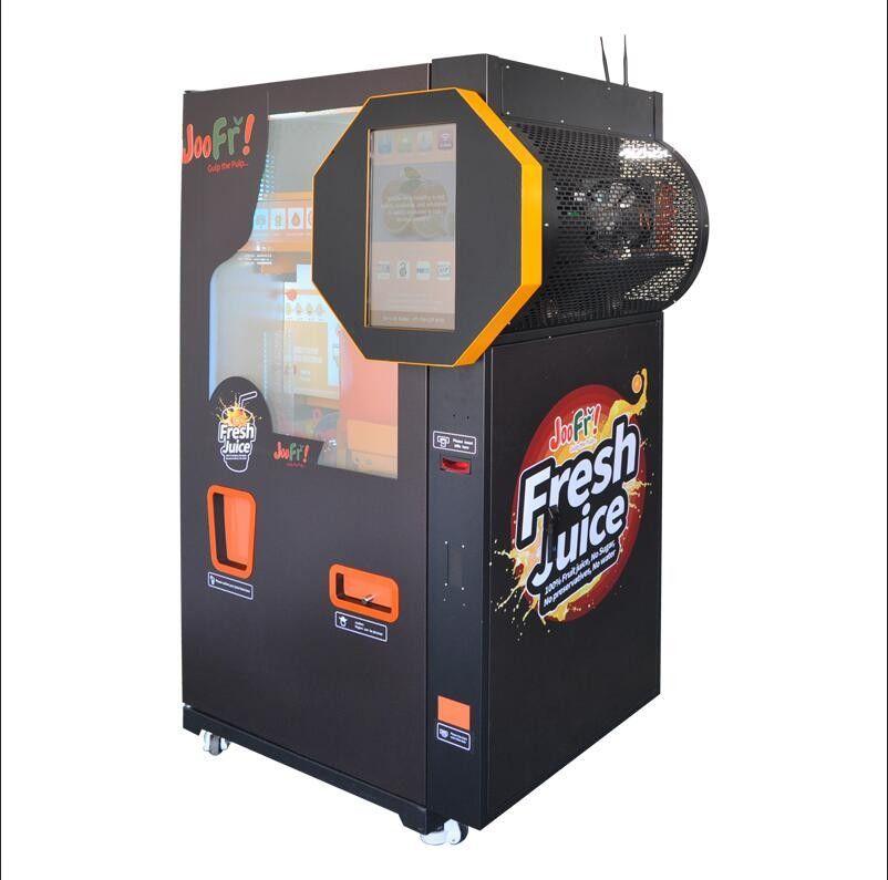 Auto Fresh Orange Juice Vending Machine Fruit Vending Machine
