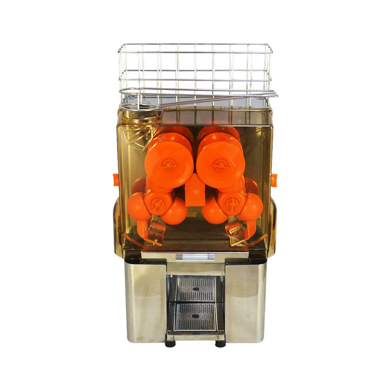 High Power Automatic Orange Juicer Mahine Light Weight and High efficiency