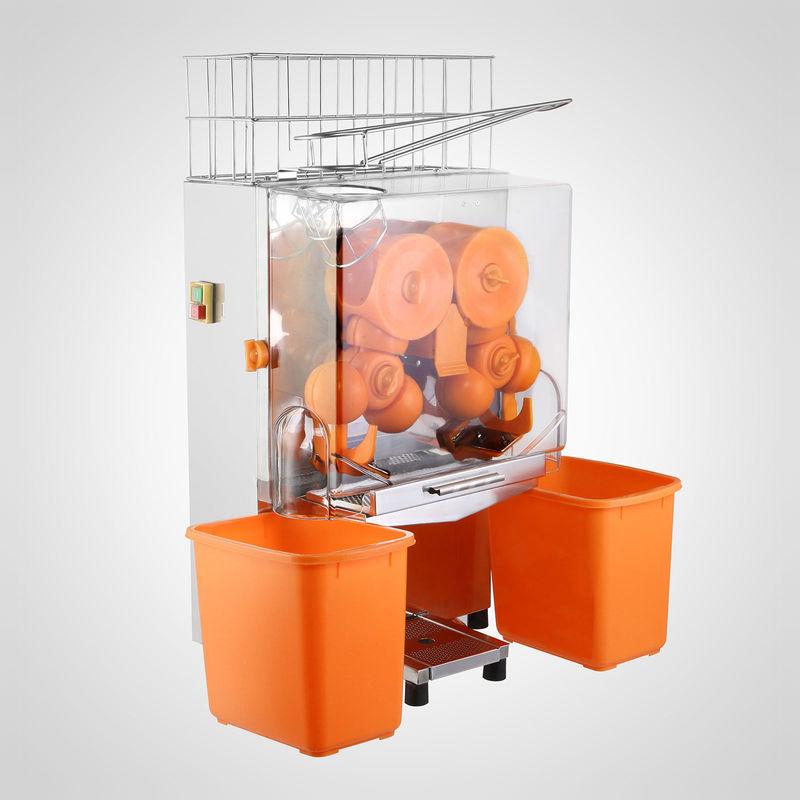 Orange Juice Machine Table Top With Automatic Feeder Zumex