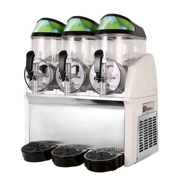 Professional 10L Ice Slush Machine 50hz / 60hz Eco Friendly With CE