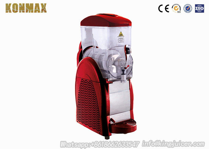 50HZ 60HZ 15L×1 Ice Slush Machine , Commercial Slush Machine For Store OEM