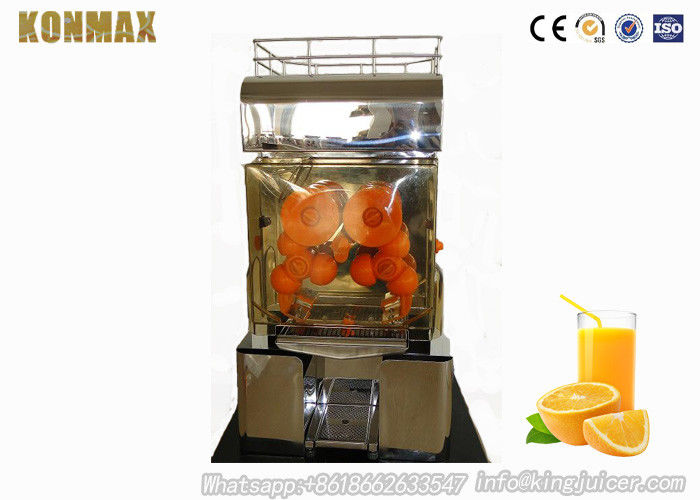 Restaurants Pomegranate Juice Extractor Machine Anti - Corrosion