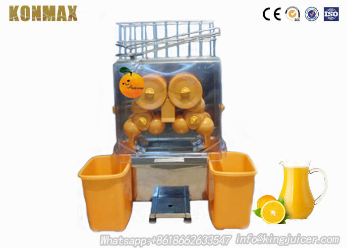Auto Feed Orange Squeezer Juicer Juice Extractor Machine Metal