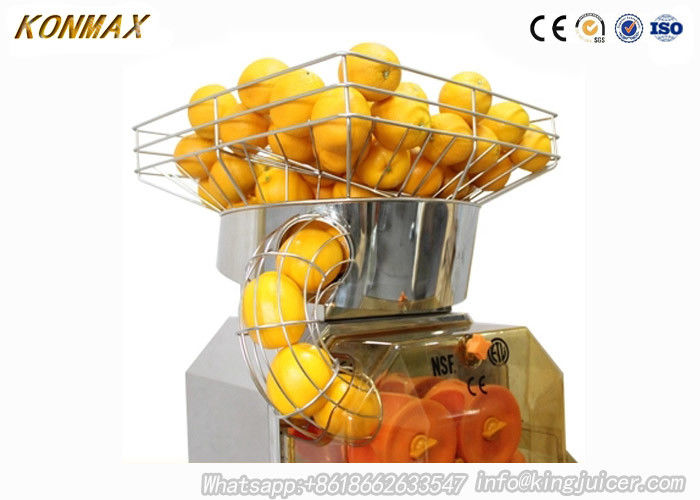 Heavy Duty Electric Citrus Juicer Stainless Steel For Restaurants