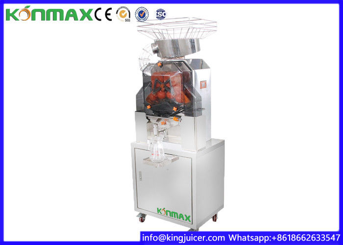 Large Capacity Electric Citrus Juicer Safety Cut Off Switched For Hotel / Garden