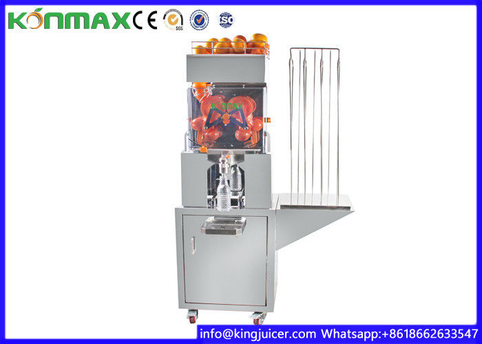 All Stainless Steel Zumex Commercial Orange Juicer Pomegranate Juicer Machine