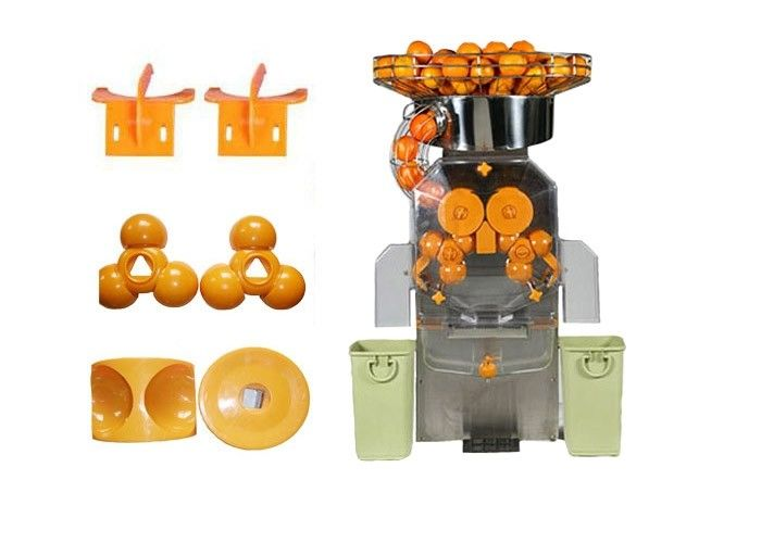 Coffee Bar Electric Citrus Juicer , Automatic Feeder 370W Fresh Juicing Machine