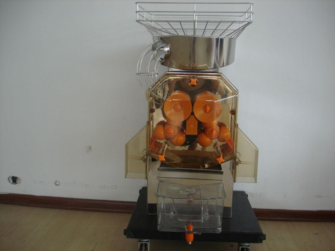 370 w desk type orange juice squeezer auto press for supermarket - Machine a presser orange ...