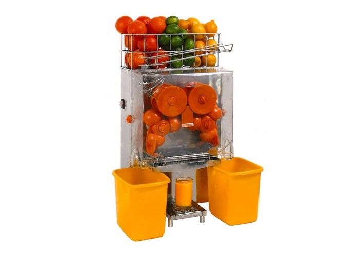 Large Automatic Orange Juicer Machine Lemon Lime Squeezer  For Shop