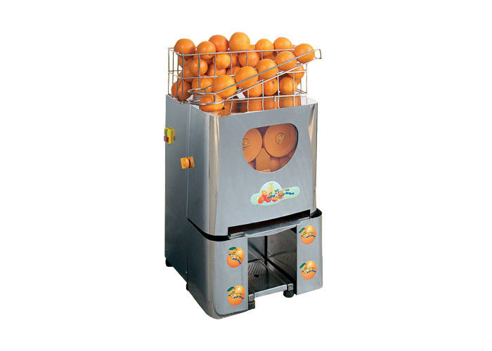 Small Orange Juicing Machine Stainless Steel Cold Pressed Juicer Machine For Juice Shop