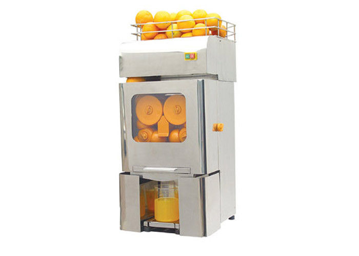 370w High Yield Automatic Orange Juicer Machine Electric
