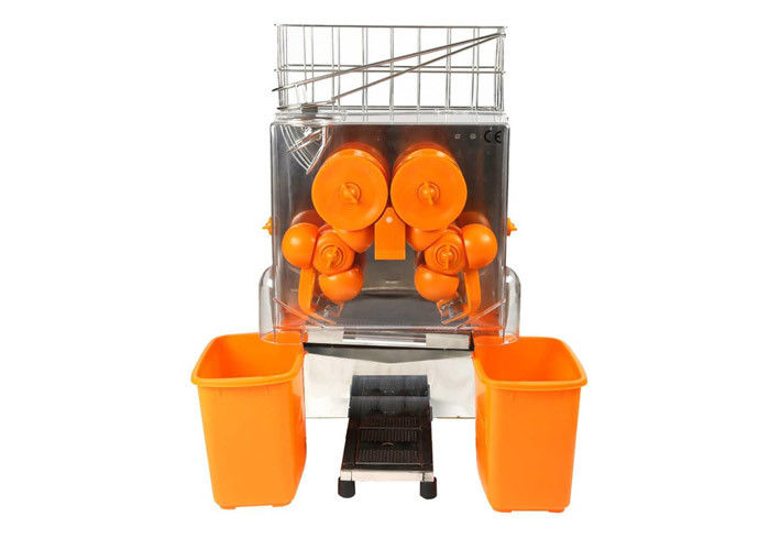 electric zumex orange juicer automatic orange juice press. Black Bedroom Furniture Sets. Home Design Ideas