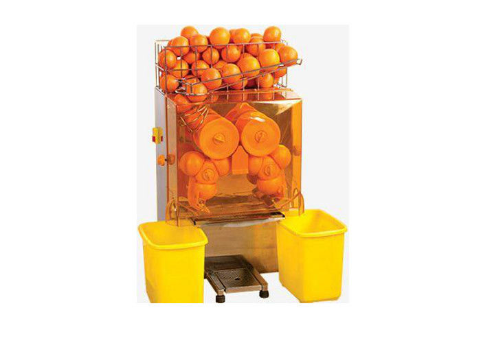 Automatic Commercial Fruit Juicer Machines with 304 Stainless Steel
