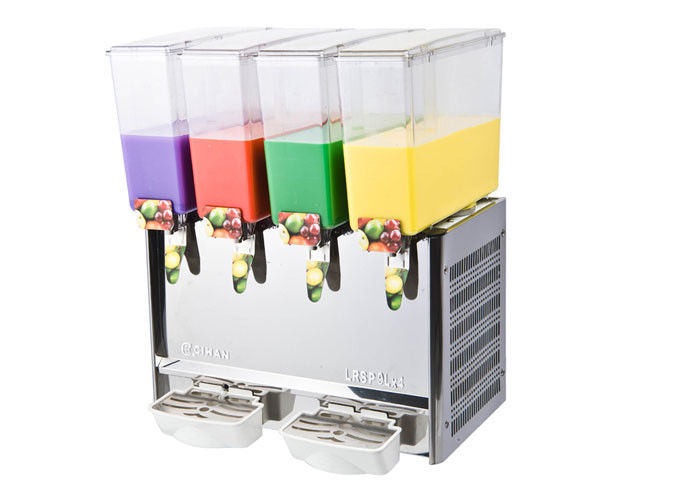 9L×4 510W Automatic Hot And Cold Milk / Coffe Dispenser with Heating or Cooling Systerm