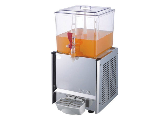 304 Stainless Steel Cooling and Mixing Beverage Cold Drink Dispenser Machine