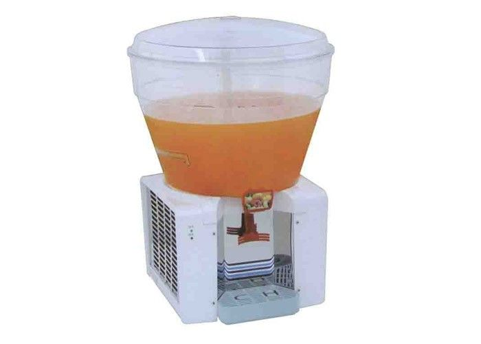 50L Single Tank Mixing Cooling Juice Dispenser Machine For Cafe Shop