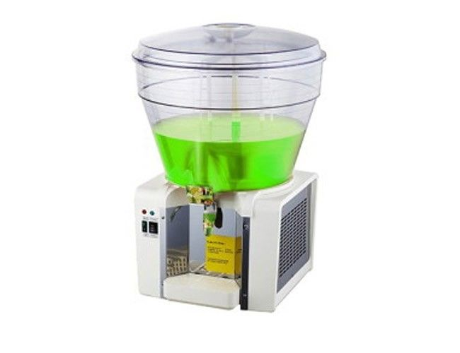 Stainless Steel Body Panel 50L Cold Drink Dispenser with Paddle Stirring System