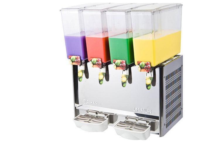 9L×4 1200W Automatic Commercial Beverage Dispenser For Milk Beverage