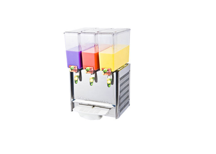 Automatic Frozen Beverage Dispensers With High Capacity For Fruit Juice 9L×3