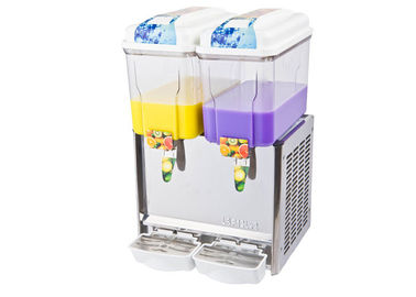 China Economic Commercial Beverage Dispenser / Cold Drink Dispenser For Drink Shop distributor